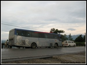 Our Bus..